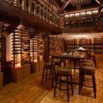 Searching for a romantic Prague wine bar or wine cellar?